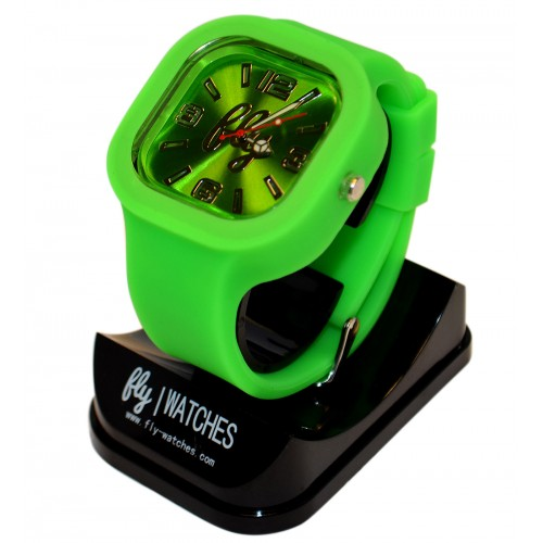 Fly Glamorous Green Watch 2.0