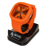 Fly Orgasmic Orange Watch 2.0