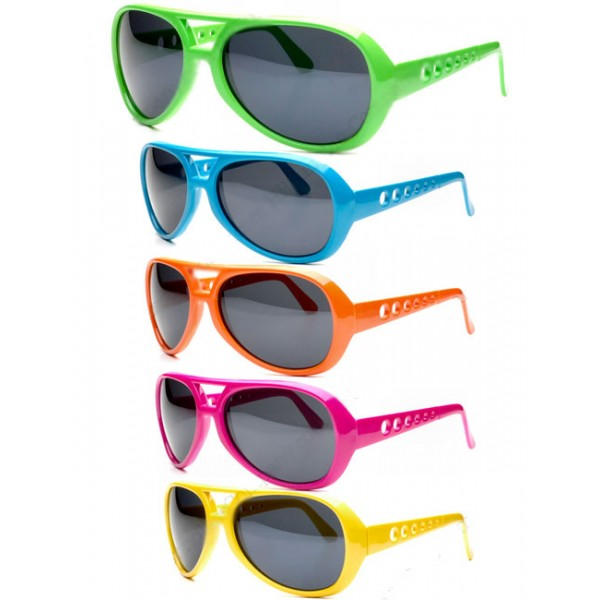 Neon Elvis Sunglasses