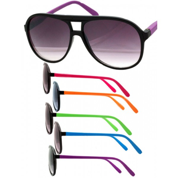 Party Time Neon Sunglasses