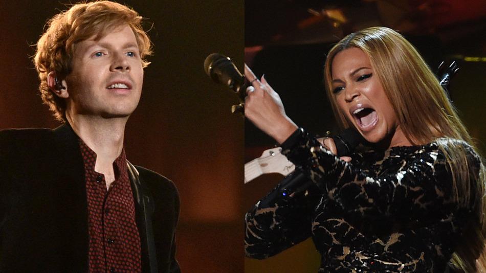 Beck & Beyonce Mashup
